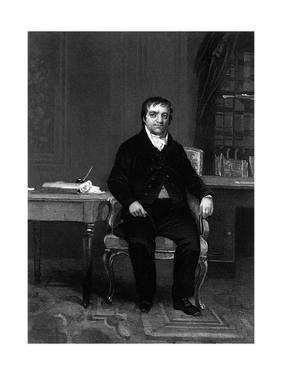 John Jacob Astor by Alonzo Chappel