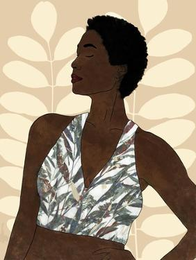 Ethnic Beauty I by Alonzo Saunders