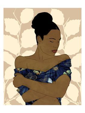 Ethnic Beauty II by Alonzo Saunders