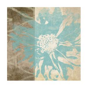 Flower Flake I by Alonzo Saunders