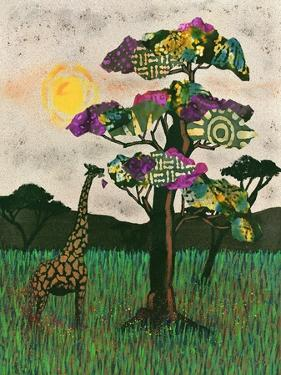 Planes of Africa II by Alonzo Saunders