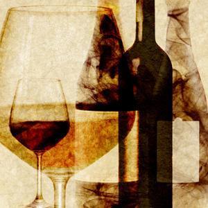 Smokey Wine I by Alonzo Saunders