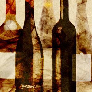 Smokey Wine III by Alonzo Saunders