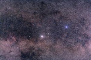 Alpha and Beta Centauri in the Southern Constellation of Centaurus