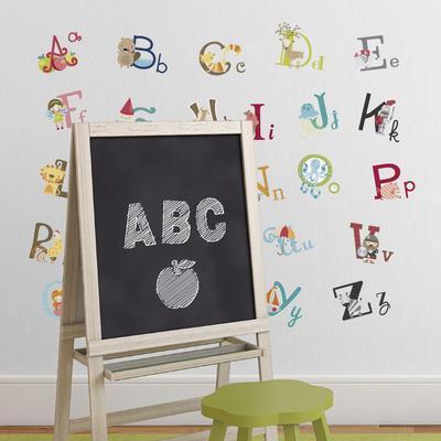 Alphabet Wonderland