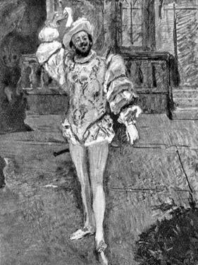 'The Adventures of Baron Munchausen' by Alphonse Adolphe Bichard