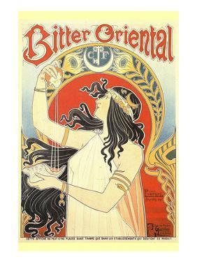 Bitter Oriental by Alphonse Mucha