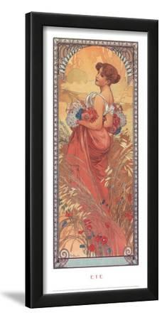 Ete, 1900 by Alphonse Mucha