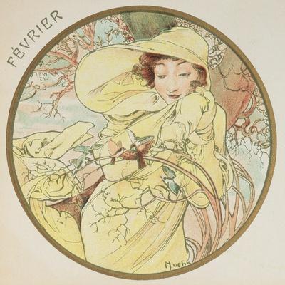 February, 1899 (Detail)