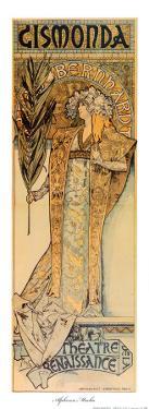 Gismonda by Alphonse Mucha
