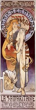 La Samaritaine by Alphonse Mucha