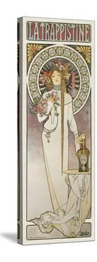 La Trappistine, 1897 by Alphonse Mucha