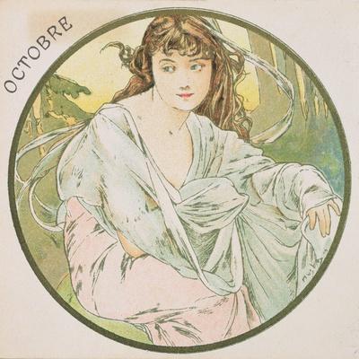 October, 1899 (Detail)