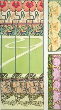 Plate 29 from 'Documents Decoratifs', 1902 by Alphonse Mucha