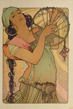 Salome, 1897 by Alphonse Mucha