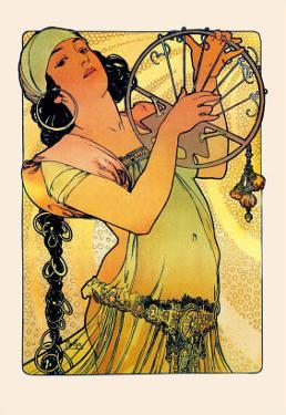 Salome by Alphonse Mucha