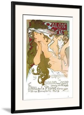 Salon des Cent by Alphonse Mucha