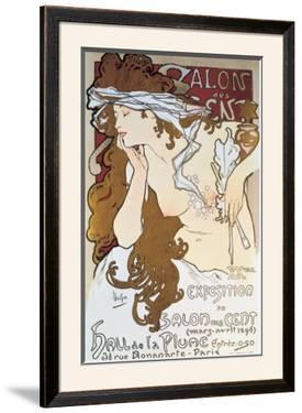 Salon des Cents by Alphonse Mucha