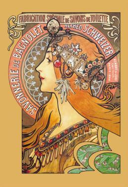 Savonnerie de Bagnolet by Alphonse Mucha