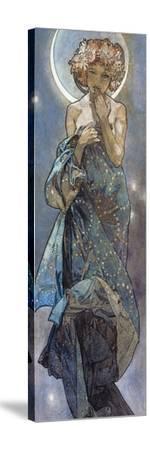 Sterne: Der Mond, 1902 by Alphonse Mucha