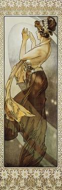 Sterne: Der Polarstern, 1902. (Variante B) by Alphonse Mucha
