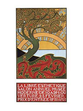 The New Aesthetic - Modern Museum by Alphonse Mucha