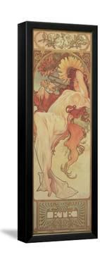 The Seasons: Summer, 1897 by Alphonse Mucha