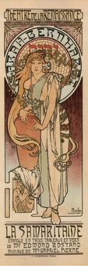 Woman of Samaria by Alphonse Mucha