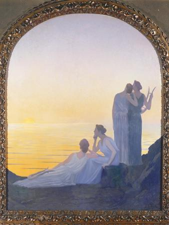 An Evening in Ancient Times, 1908