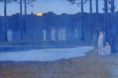 The Songs of the Night, 1896