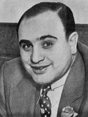"""Alphonse """"Scarface"""" Capone a Prominent Citizen of Chicago"""