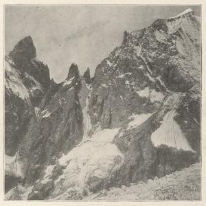 Alpine Peaks Newly Conquered by the Duke of the Abruzzi