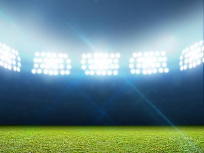 Generic Floodlit Stadium by alswart