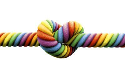 Tie the Knot Gay Marriage by alswart