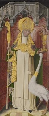 Altarpiece from Thuison-Les-Abbeville: Saint Hugh of Lincoln, 1490-1500