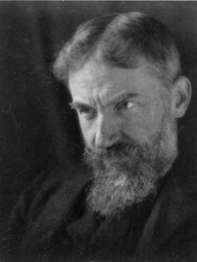 George Bernard Shaw, c.1905 by Alvin Langdon Coburn