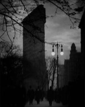 The Flatiron Building by Alvin Langdon Coburn
