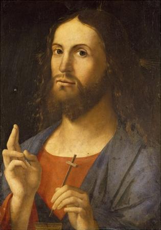 The Saviour Blessing, 1498