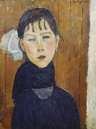 La Petite Marie, 1918 by Amadeo Modigliani
