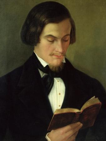 Portrait of the Poet Heinrich Heine