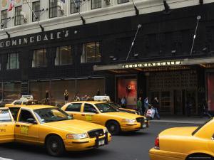 Bloomingdales Department Store, Lexington Avenue, Upper East Side, New York City, New York by Amanda Hall