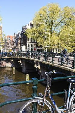 Brouwersgracht Canal, Amsterdam, Netherlands, Europe by Amanda Hall