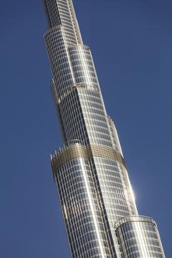 Burj Khalifa, Dubai, United Arab Emirates, Middle East by Amanda Hall