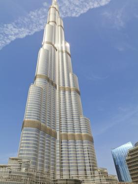 Burj Khalifa, the Tallest Building in the World at 828 Metres, Dubai, Uae by Amanda Hall