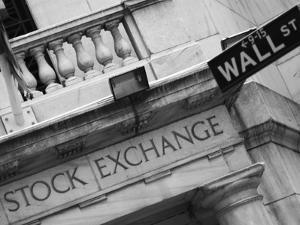 New York Stock Exchange, Wall Street, Manhattan, New York City, New York, USA by Amanda Hall