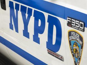 Nypd Police Car, Manhattan, New York City, New York, USA by Amanda Hall