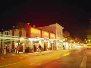 Sloppy Joe's Bar, Key West, Florida, USA by Amanda Hall