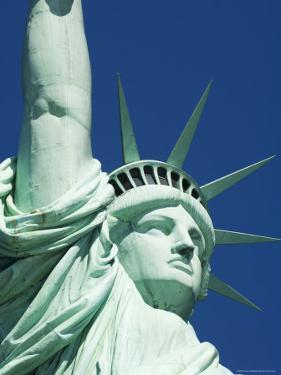 Statue of Liberty, Liberty Island, New York City, New York, United States of America, North America by Amanda Hall