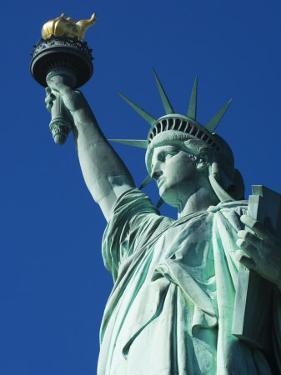 Statue of Liberty, Liberty Island, New York City, New York, USA by Amanda Hall