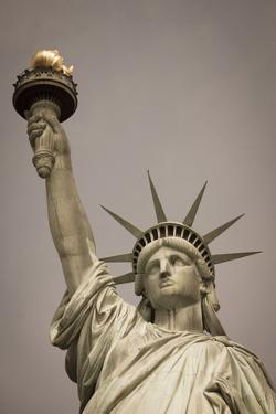 Statue of Liberty, New York, United States of America, North America by Amanda Hall